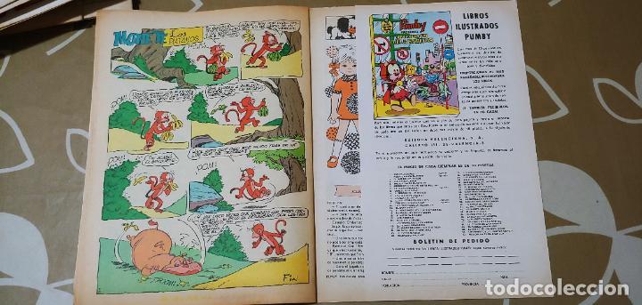 Tebeos: Lote de 83 números de la revista Pumby entre 671 y 974 Editorial Valenciana con Extras y Almanaque - Foto 499 - 186148720