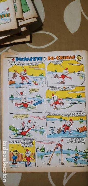 Tebeos: Lote de 83 números de la revista Pumby entre 671 y 974 Editorial Valenciana con Extras y Almanaque - Foto 511 - 186148720