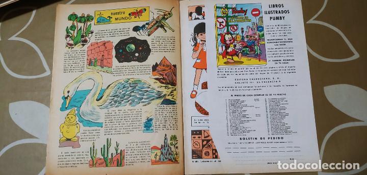 Tebeos: Lote de 83 números de la revista Pumby entre 671 y 974 Editorial Valenciana con Extras y Almanaque - Foto 521 - 186148720