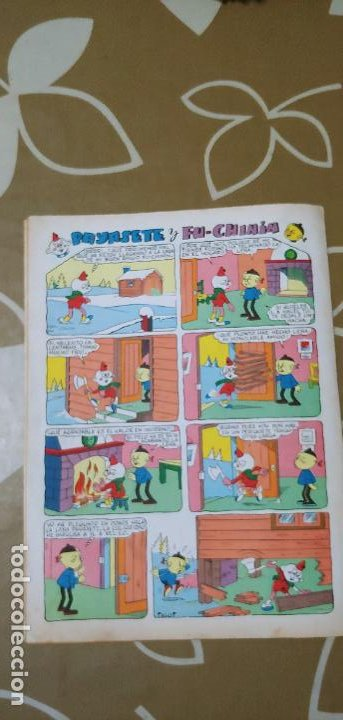 Tebeos: Lote de 83 números de la revista Pumby entre 671 y 974 Editorial Valenciana con Extras y Almanaque - Foto 535 - 186148720