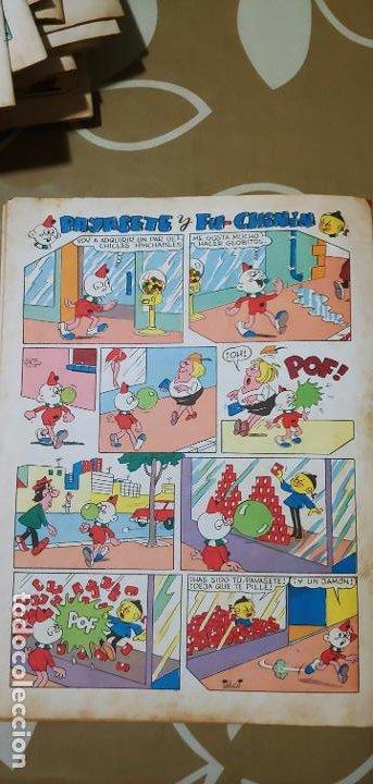 Tebeos: Lote de 83 números de la revista Pumby entre 671 y 974 Editorial Valenciana con Extras y Almanaque - Foto 547 - 186148720