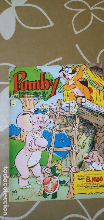 Tebeos: Lote de 83 números de la revista Pumby entre 671 y 974 Editorial Valenciana con Extras y Almanaque - Foto 561 - 186148720