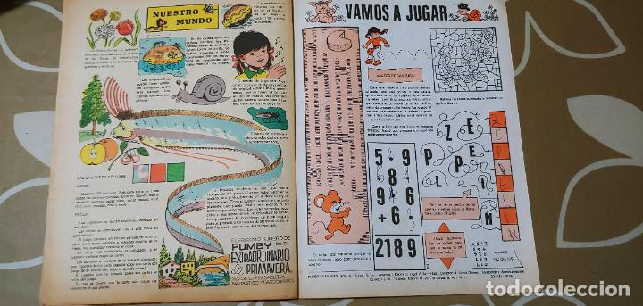 Tebeos: Lote de 83 números de la revista Pumby entre 671 y 974 Editorial Valenciana con Extras y Almanaque - Foto 583 - 186148720