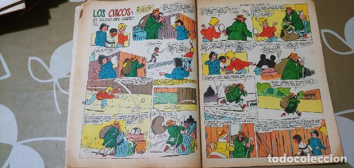 Tebeos: Lote de 83 números de la revista Pumby entre 671 y 974 Editorial Valenciana con Extras y Almanaque - Foto 592 - 186148720