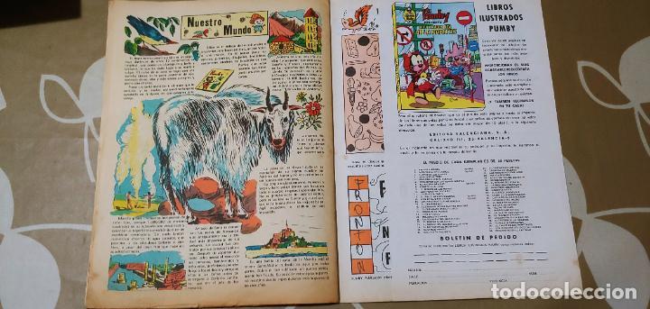 Tebeos: Lote de 83 números de la revista Pumby entre 671 y 974 Editorial Valenciana con Extras y Almanaque - Foto 617 - 186148720