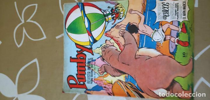 Tebeos: Lote de 83 números de la revista Pumby entre 671 y 974 Editorial Valenciana con Extras y Almanaque - Foto 632 - 186148720