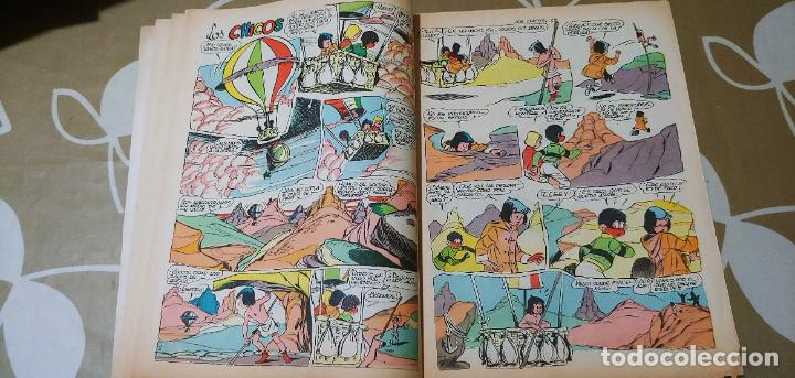 Tebeos: Lote de 83 números de la revista Pumby entre 671 y 974 Editorial Valenciana con Extras y Almanaque - Foto 638 - 186148720