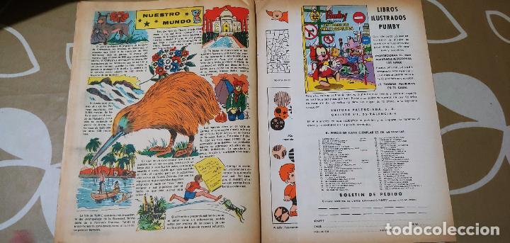 Tebeos: Lote de 83 números de la revista Pumby entre 671 y 974 Editorial Valenciana con Extras y Almanaque - Foto 655 - 186148720