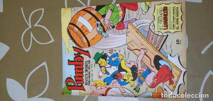 Tebeos: Lote de 83 números de la revista Pumby entre 671 y 974 Editorial Valenciana con Extras y Almanaque - Foto 670 - 186148720