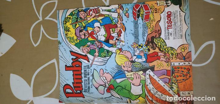 Tebeos: Lote de 83 números de la revista Pumby entre 671 y 974 Editorial Valenciana con Extras y Almanaque - Foto 682 - 186148720