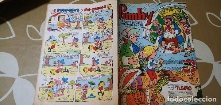 Tebeos: Lote de 83 números de la revista Pumby entre 671 y 974 Editorial Valenciana con Extras y Almanaque - Foto 683 - 186148720