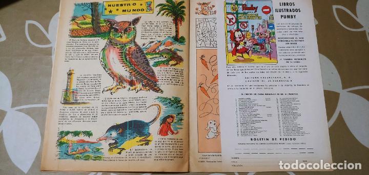 Tebeos: Lote de 83 números de la revista Pumby entre 671 y 974 Editorial Valenciana con Extras y Almanaque - Foto 692 - 186148720