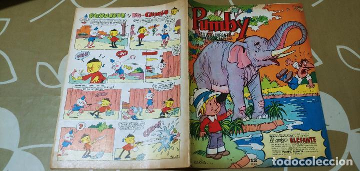 Tebeos: Lote de 83 números de la revista Pumby entre 671 y 974 Editorial Valenciana con Extras y Almanaque - Foto 745 - 186148720