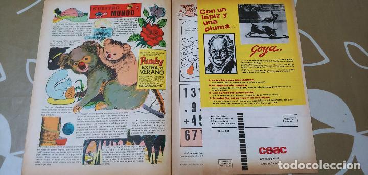 Tebeos: Lote de 83 números de la revista Pumby entre 671 y 974 Editorial Valenciana con Extras y Almanaque - Foto 754 - 186148720