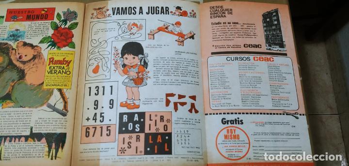 Tebeos: Lote de 83 números de la revista Pumby entre 671 y 974 Editorial Valenciana con Extras y Almanaque - Foto 755 - 186148720
