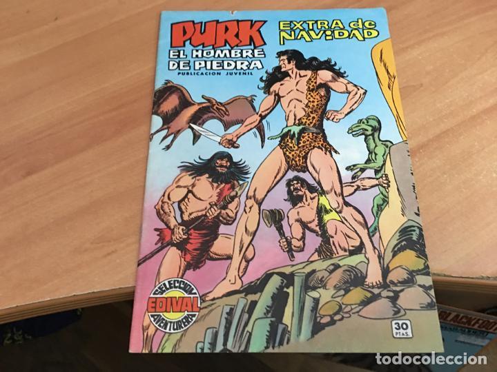 PURK EL HOMBRE DE PIEDRA EXTRA NAVIDAD (COIB50) (Tebeos y Comics - Valenciana - Purk, el Hombre de Piedra)