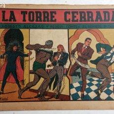 Tebeos: ROBERTO ALCAZAR Y PEDRIN ORIGINAL Nº 116 SERIE HOMBRE DIABÓLICO. Lote 186182405
