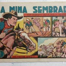 Tebeos: ROBERTO ALCAZAR Y PEDRIN ORIGINAL Nº 194 DE 1,25 PTS. - LA MINA SEMBRADA - DIFICIL. Lote 186185897