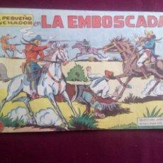 Tebeos: EL PEQUEÑO LUCHADOR. ORIGINAL DE LA ÉPOCA. Lote 186229636