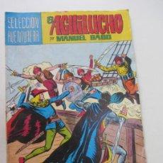 Tebeos: EL AGUILUCHO Nº 36 EL ATAQUE DE LOS TURCOS - MANUEL GAGO VALENCIANA 1981 CX33. Lote 186250485
