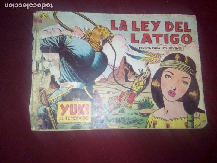 YUKI EL TEMERARIO (Tebeos y Comics - Valenciana - Otros)