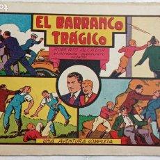 Tebeos: ROBERTO ALCAZAR Y PEDRIN ORIGINAL Nº 42 O 43 - EL BARRANCO TRÁGICO. Lote 186274258