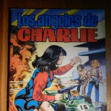 Tebeos: LOS ANGELES DE CHARLIE - OBJETIVO INDIANAPOLIS - Nº 4 - EDIPRINT 1979 -. Lote 186279898