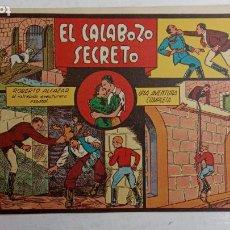 Tebeos: ROBERTO ALCAZAR Y PEDRIN ORIGINAL Nº 29 - EL CALABOZO SECRETO. Lote 186317426