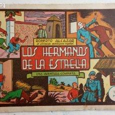 Tebeos: ROBERTO ALCAZAR Y PEDRIN ORIGINAL Nº 27 - LOS HERMANOS DE LA ESTRELLA. Lote 186318536