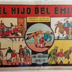 Tebeos: ROBERTO ALCAZAR Y PEDRIN ORIGINAL Nº 23 - EL HIJO DEL EMIR. Lote 186318792
