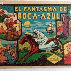 Tebeos: ROBERTO ALCAZAR Y PEDRIN ORIGINAL Nº 12 - EL FANTASMA DE ROCA - AZUL. Lote 186320527