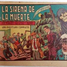 Tebeos: ROBERTO ALCAZAR Y PEDRIN ORIGINAL Nº 215 - LA SIRENA DE LA MUERTE. Lote 186355438