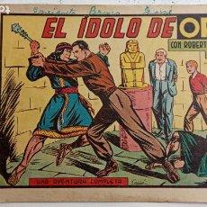 Tebeos: ROBERTO ALCAZAR Y PEDRIN ORIGINAL Nº 228 - EL IDOLO DE ORO. Lote 186356730