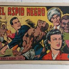 Tebeos: ROBERTO ALCAZAR Y PEDRIN ORIGINAL Nº 273 - EL ASPID NEGRO - DE 1,25 PTS - . Lote 186358148