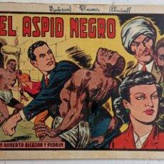 Tebeos: ROBERTO ALCAZAR Y PEDRIN ORIGINAL Nº 273 DE 1,25 PTS. EL ASPID NEGRO. Lote 186358777