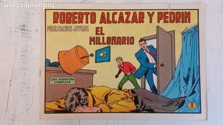 Tebeos: ZOLTAN EL CÍNGARO ORIGINAL Nº 1203 - EL MILLONARIO - como nuevo - Foto 3 - 186361382