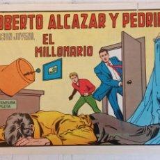 Tebeos: ZOLTAN EL CÍNGARO ORIGINAL Nº 1203 - EL MILLONARIO - COMO NUEVO. Lote 186361382