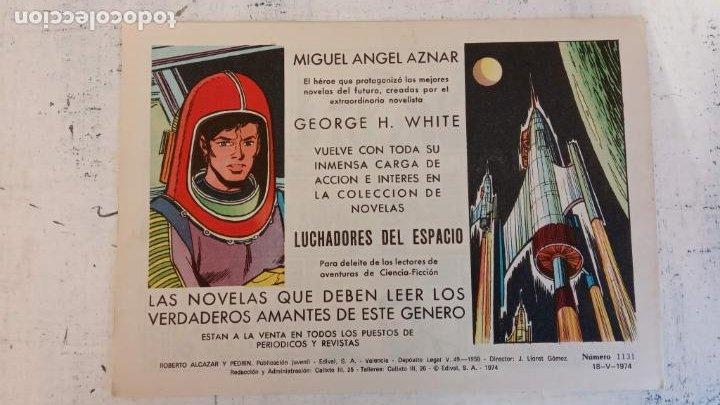 Tebeos: ROBERTO ALCAZAR Y PEDRIN ORIGINAL Nº 1131 - HORAS DE TERROR - NUEVO - Foto 2 - 186362306
