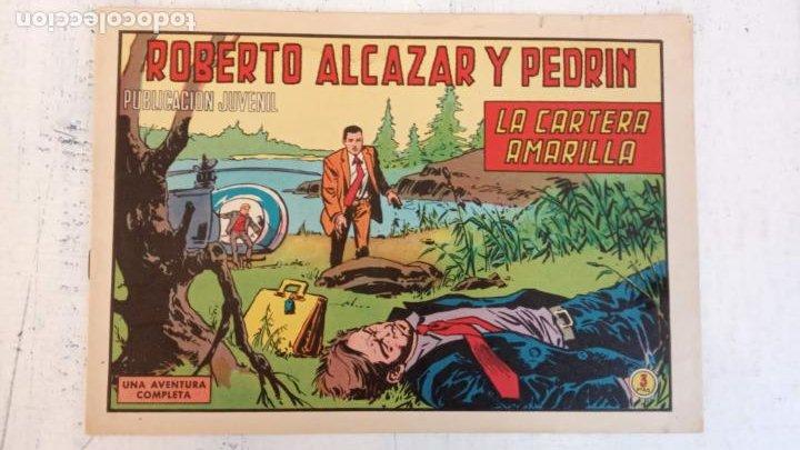 ROBERTO ALCAZAR Y PEDRIN ORIGINAL Nº 1070 - LA CARTERA AMARILLA - MUY NUEVO (Tebeos y Comics - Valenciana - Roberto Alcázar y Pedrín)