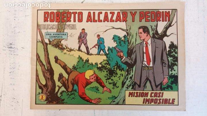 ROBERTO ALCAZAR Y PEDRIN ORIGINAL Nº 1064 - MISION CASI IMPOSIBLE - MUY NUEVO (Tebeos y Comics - Valenciana - Roberto Alcázar y Pedrín)