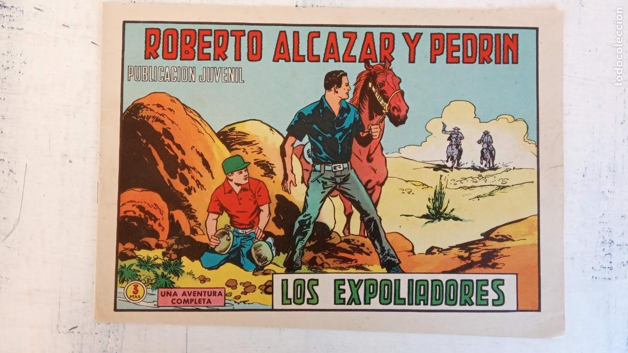 ROBERTO ALCAZAR Y PEDRIN ORIGINAL Nº 1002 - LOS EXPLORADORES - NUEVO (Tebeos y Comics - Valenciana - Roberto Alcázar y Pedrín)