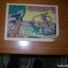 Tebeos: EL HIJO DE LA JUNGLA Nº 54 EDITA VALENCIANA . Lote 187098727
