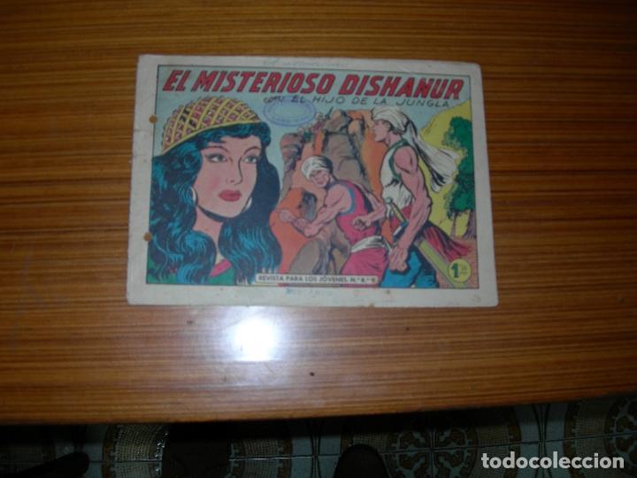 EL HIJO DE LA JUNGLA Nº 33 EDITA VALENCIANA (Tebeos y Comics - Valenciana - Hijo de la Jungla)