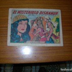 Tebeos: EL HIJO DE LA JUNGLA Nº 33 EDITA VALENCIANA. Lote 187101578