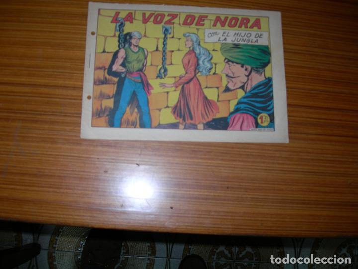 EL HIJO DE LA JUNGLA Nº 29 EDITA VALENCIANA (Tebeos y Comics - Valenciana - Hijo de la Jungla)