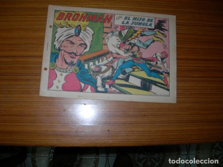 EL HIJO DE LA JUNGLA Nº 28 EDITA VALENCIANA (Tebeos y Comics - Valenciana - Hijo de la Jungla)