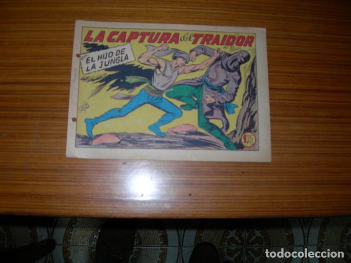 EL HIJO DE LA JUNGLA Nº 23 EDITA VALENCIANA (Tebeos y Comics - Valenciana - Hijo de la Jungla)