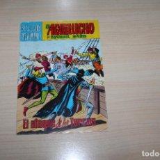 Tebeos: EL AGUILUCHO Nº 36, SELECCIÓN AVENTURERA, VALENCIANA COLOR. Lote 187180612