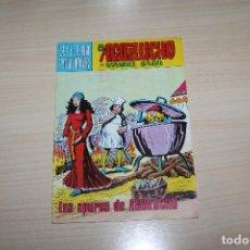 Tebeos: EL AGUILUCHO Nº 26, SELECCIÓN AVENTURERA, VALENCIANA COLOR. Lote 187180640
