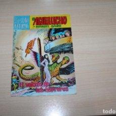 Tebeos: EL AGUILUCHO Nº 11, SELECCIÓN AVENTURERA, VALENCIANA COLOR. Lote 187180662